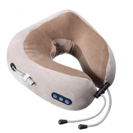 Массажер, массажная подушка для шеи U-SHAPED MASSAGE 3 функции