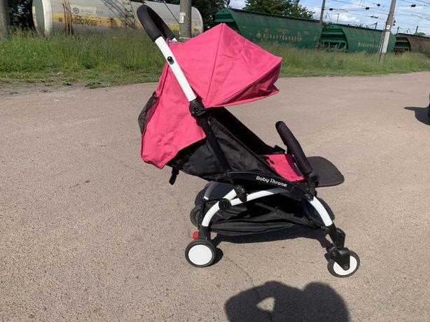 Прогулочная коляска (все в коплекте)аналог yoyo.Легкая коляска 5,8 кг