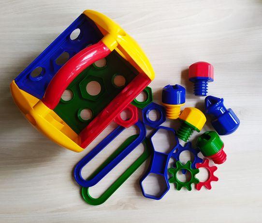 Набор инструментов. Tolo Toys оригинал.