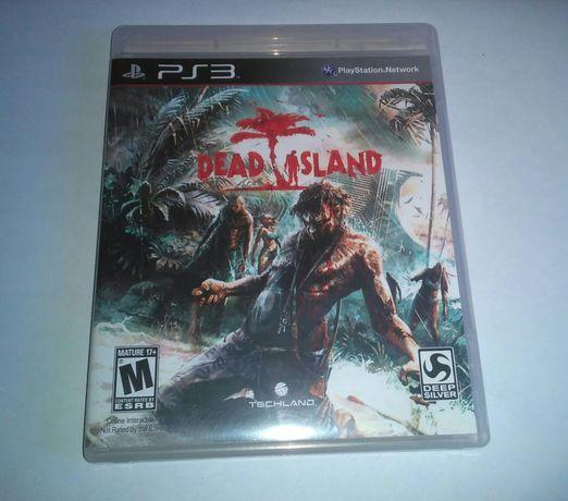 Jogo PS3 Dead Island