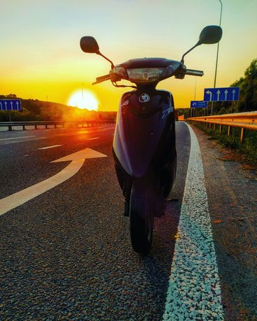 Yamaha jog Sa16 j