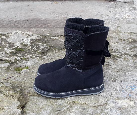Кожаные демисезонные сапоги ботинки Freeboo 29 р. Оригинал