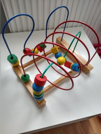 Zabawka edukacyjna przekładanka Ikea