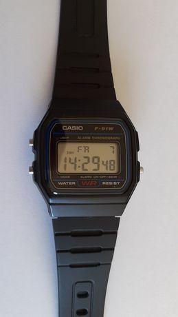 Relógio Casio F - 91W - Portes Grátis