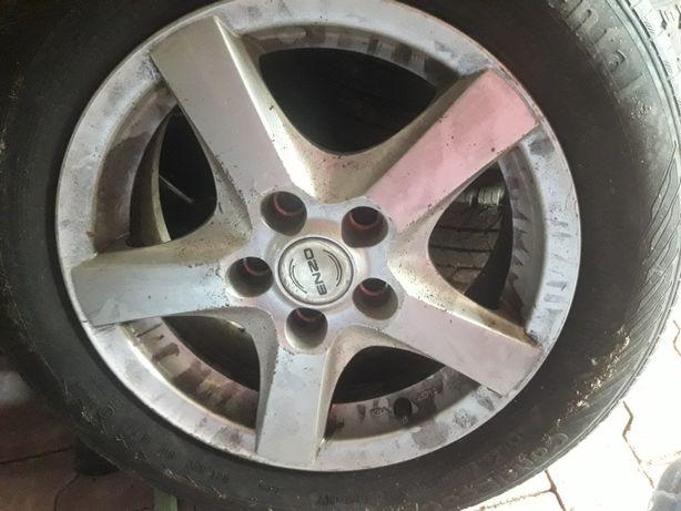 Felgi aluminiowe enzo 15'