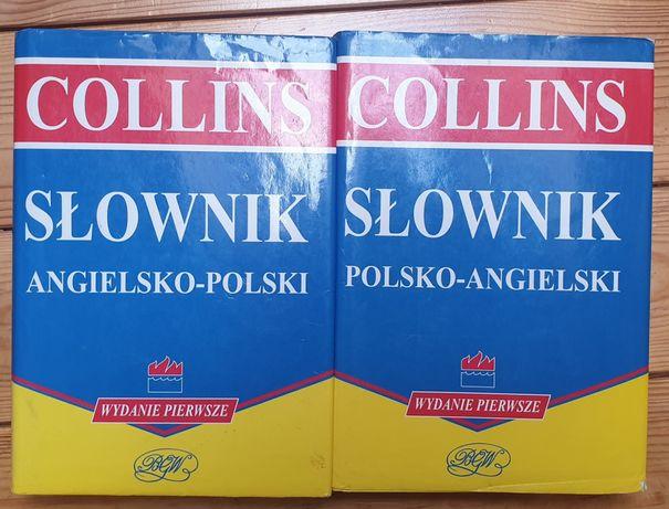 Collins - słownik angielsko-polski/ polsko-angielski