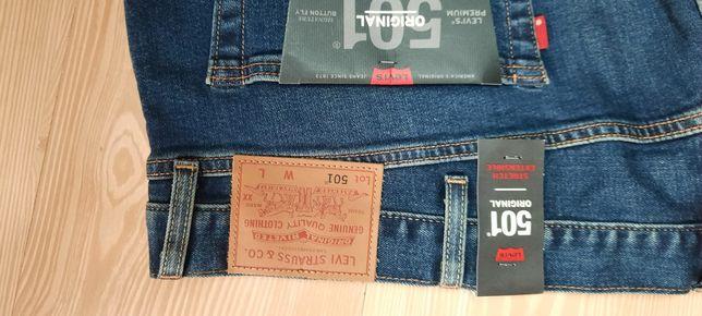 2x Levis original jeans