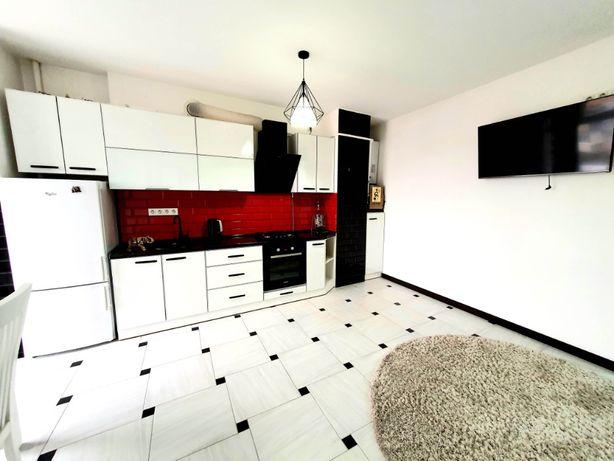 """1 кімнатна """"НОВОБУДОВА"""" кухня - студія + спальня в ПАРКОВІЙ ЗОНІ"""