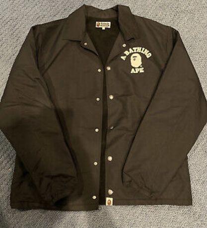 Bape jacket оригинал