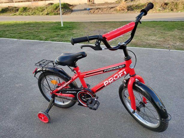 Велосипед для мальчика/девочки 4-6 лет