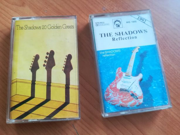 kasety magnetofonowe The Shadows komplet