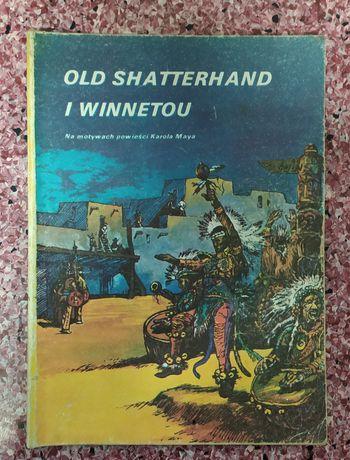 Old Shatterhand i Winnetou Tibor Cs. Horvath Erno Zorad