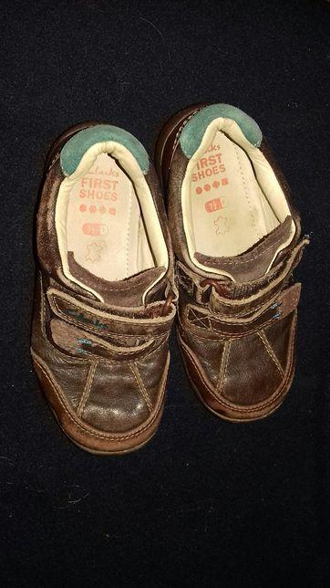 Туфли Clarks мокасины (15-15,5 см)