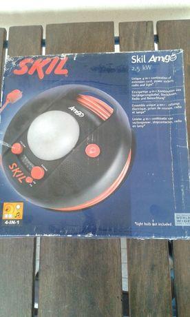 Extensao Radio de 5mt com Luz