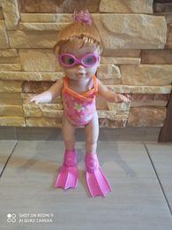 lalka pływaczka baby born