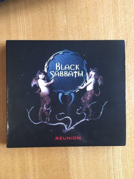"""Фирменный CD BLACK SABBATH """"Reunion"""" (1998)"""