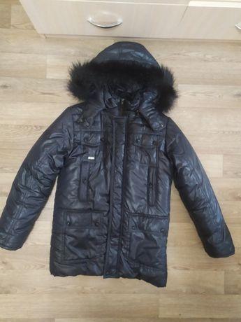 Куртка зима на мальчика 152 158