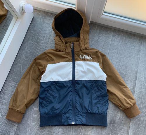 Куртка, ветровка H&M 2-4 года.