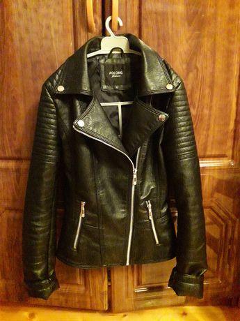 Шкіряна курточка 400гр