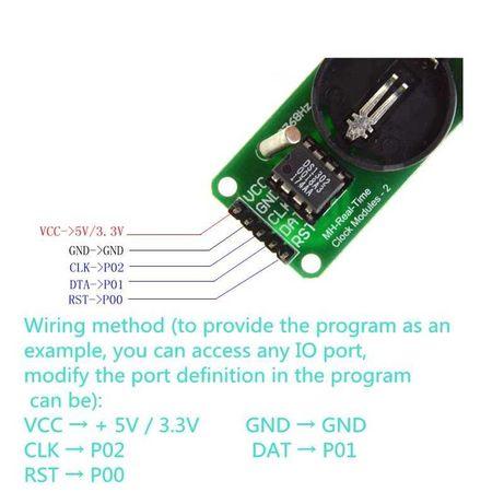 продаю DS1302 модуль разработки часов в реальном времени для Arduino