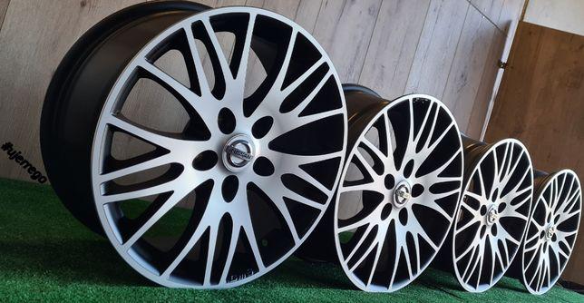 NOWE FELGI Aluminiowe CMS do Nissan 17x5x114,3