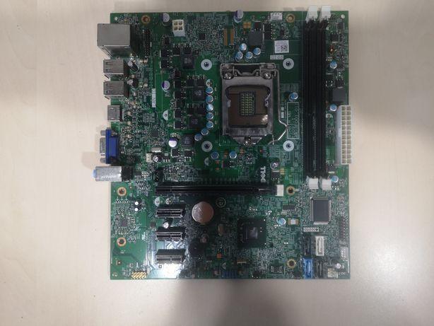 Продам плату 1155 socket, Dell MIH61R MB+кулер в подарок!!!