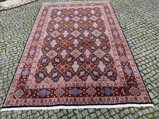Nowy dywan perski Sarugh z jedwabiem 300x200 sklep 40 tys