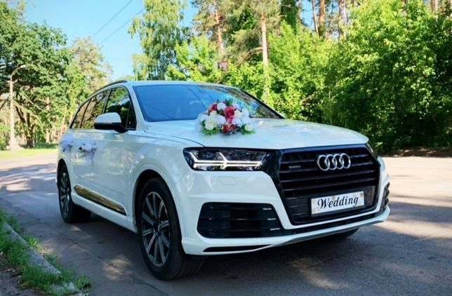 Прокат авто на весілля /Трансфер