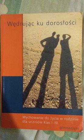 Wędrując ku dorosłości podręcznik