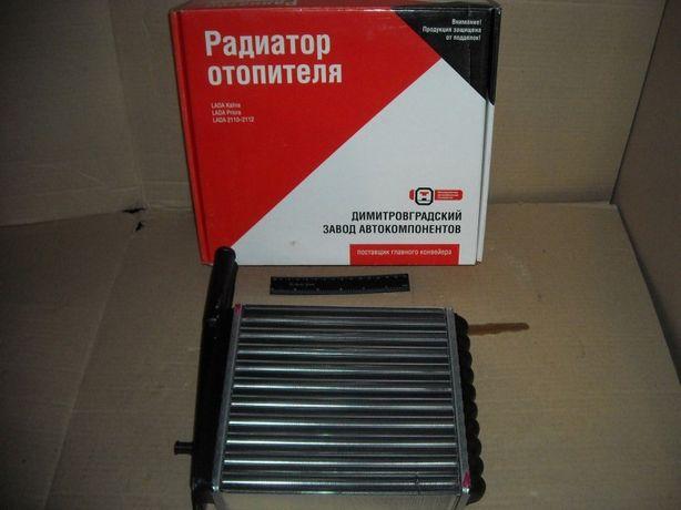 Радиатор отопителя Ваз 2110 2111 2112 Ваз 2170 2171 2172 ДААЗ