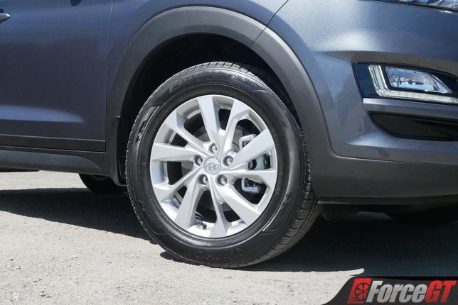 "Koła Felgi Alu Hyundai Tucson FL 17""ET51 5x114,3"