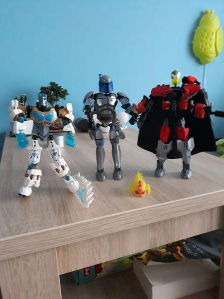 Lego postacie