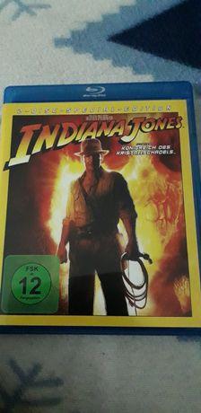 Indiana Jones cz. 4  BLUE Ray