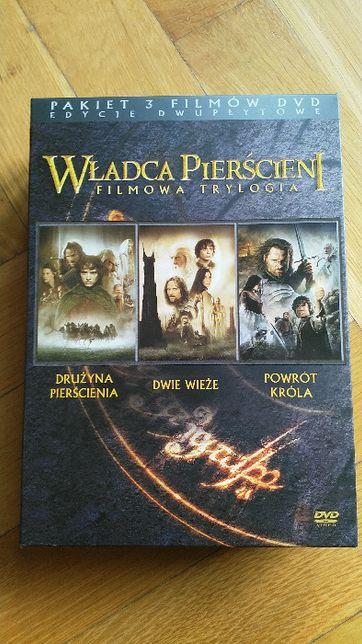 Władca pierścieni na DVD