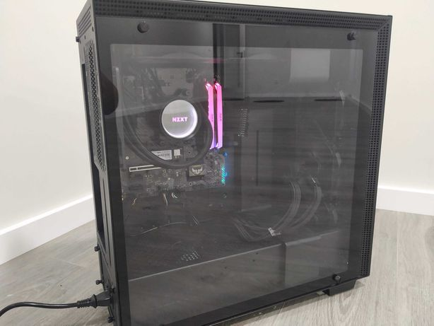 Computador Gaming (Ryzen 3500x + 16Gb Ram + Nzxt Kraken X63)