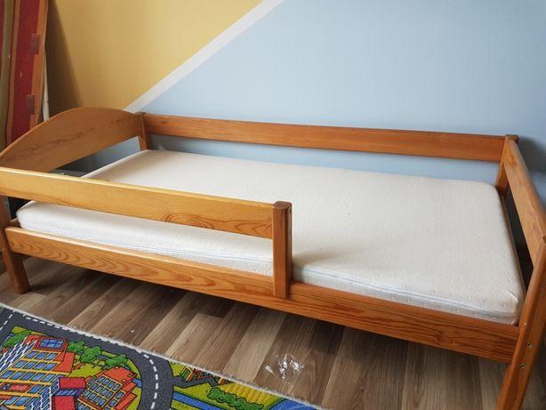 Łóżko dziecece z materacem