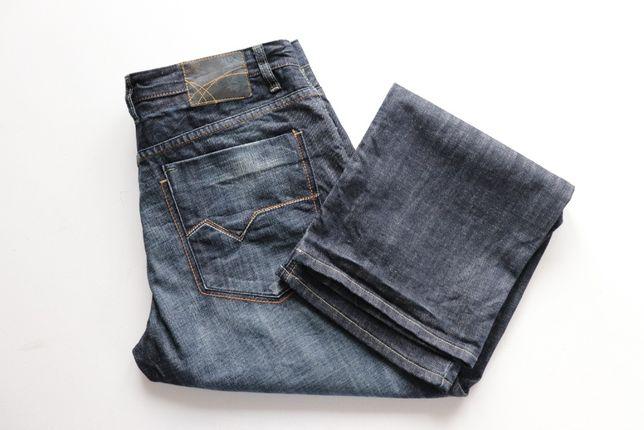 Spodnie męskie jeansy SMOG (New Yorker) W36 L32. Stan bardzo dobry