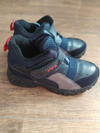 Теплые кроссовки 31 р-р