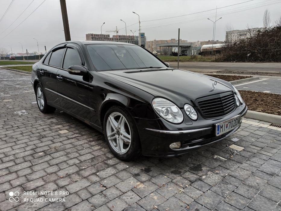 Mercedes E320 CDI Ужгород - изображение 1