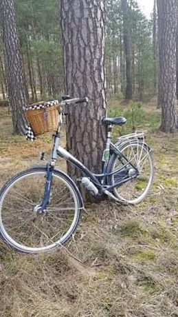 "Rower holenderski Batavus weekend koka 28"" polecam koszyk"