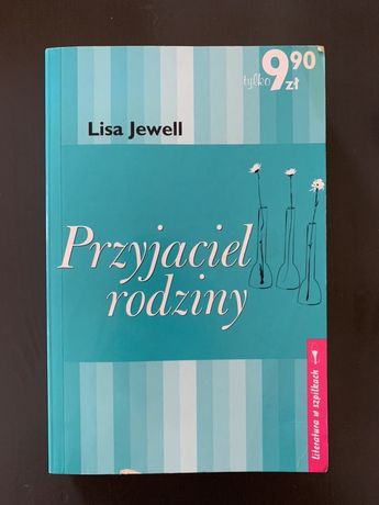 Przyjaciel rodziny - Lisa Jewell
