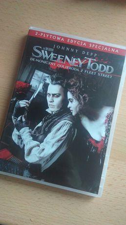 Sweeney Todd- demoniczny golibroda z fleet street