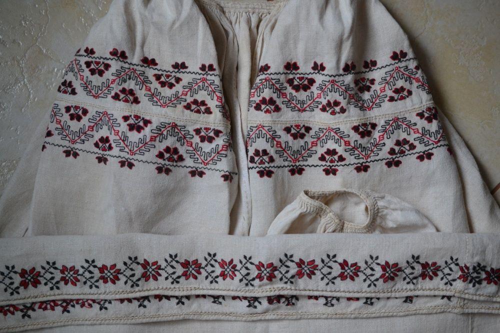 Старовинна вишита штапівкою сорочка, вишиванка вышиванка старинная Киев - изображение 1