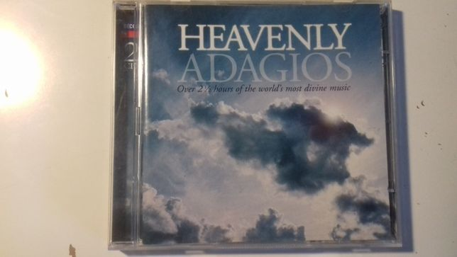 CD Original Heavenly Adagios