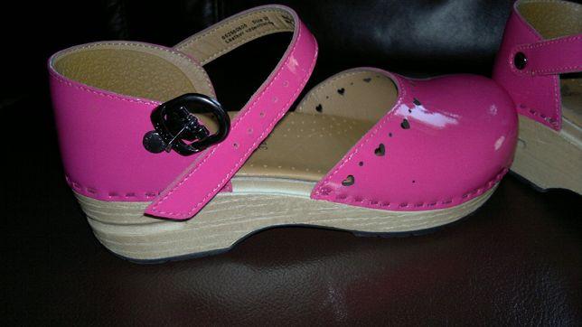 nowe sandałki dziewczęce 32