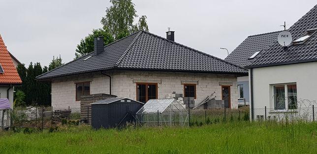 Dom jednorodzinny. Sprzedaz w stanie deweloperskim