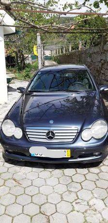 Mercedes C 220 COUPÉ