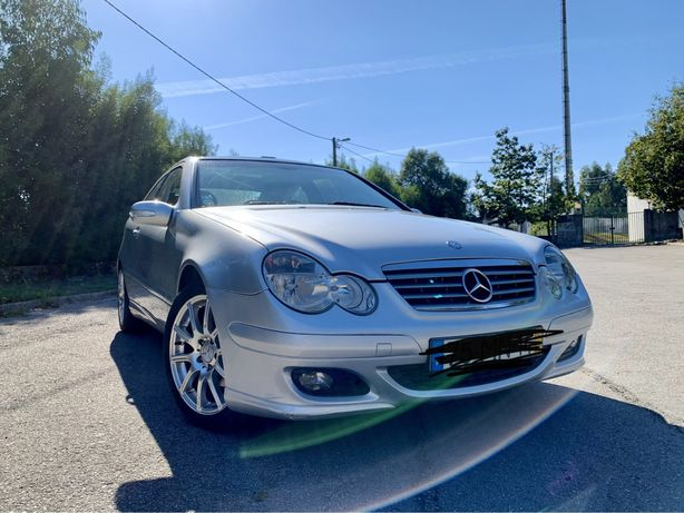 Mercedes c220 sportcoupe
