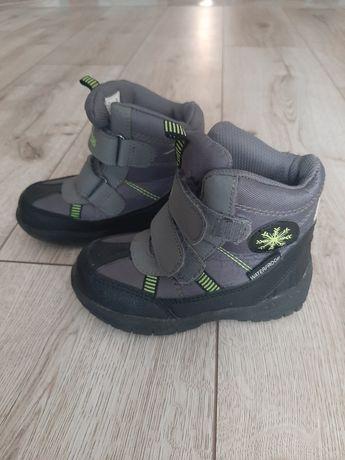 Buty zimowe dla chłopca  24