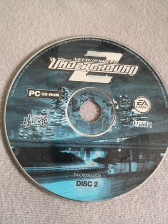 NFS Underground 2 CD2